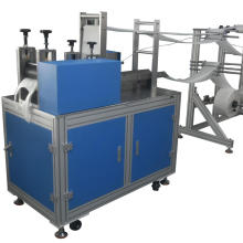 Automatic fold mask making machine