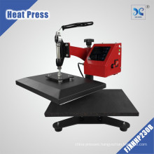Manual Digital Swing Away Heat Presses Garment Sublimation Printing Tshirt Printer