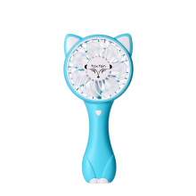 China for Rechargeable Mini Fan Handheld Electric Small Fox Fan for Bedroom Bathroom export to Indonesia Exporter