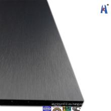 La mejor calidad del panel compuesto de aluminio del revestimiento de pared
