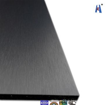 Beste Qualität Aluminium Verbundplatte Verkleidung Wand