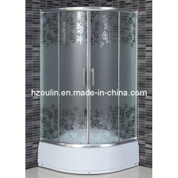 Duschraum mit gehärtetem Glas (AS-911BD)