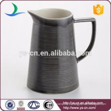 Дешевый черный пивной глазурованный керамогранит с полосой для продажи