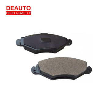 DEAUTO Good quality wholesale sell well  Car Auto Ceramic Disk Brake Pad