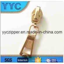 Deslizador de aleación de zinc con color de la chapa con logotipo del cliente