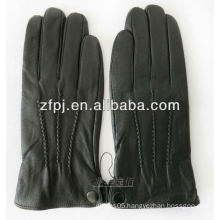 men black winter Gloves to protect hands