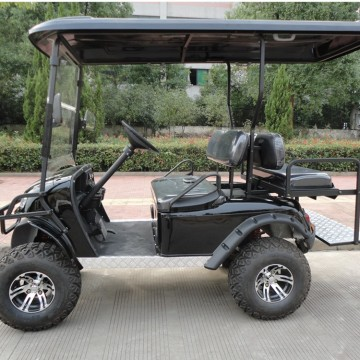 Low price golf cart with off road tires