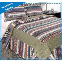 Stamm Totem bedruckte Polyester Patchwork Quilt