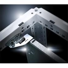 Heavy-Duty Regale Rahmen Rollenformmaschine Hersteller USA