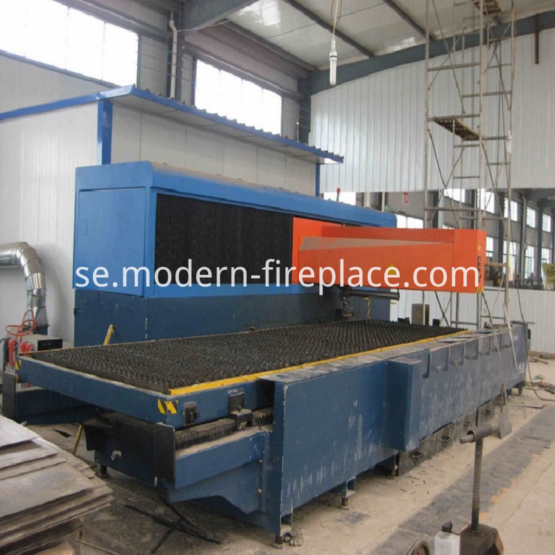Villager Wood Stoves Production