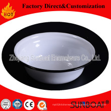 High Quality Enamel Deep Bowl Kitchenware Sunboat