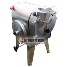 Maquinaria de catering, cortadora de vegetales de raíz, cortador de vegetales (FC-312A)