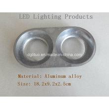 Iluminación LED piezas de fundición de metales