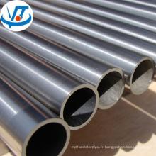 Alliage inconel 625/600 tuyau de nickel