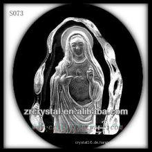 K9 Kristall Intaglio von Form S073
