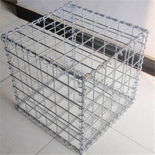 high quality welded mesh gabion cage