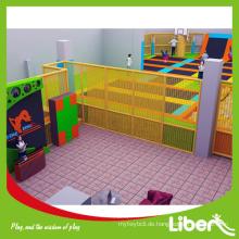 2014 Heiße Indoor-Spielplatz Indoor-Trampolin-Ausrüstung für kommerzielle Projekte