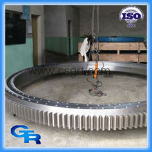 good quality Harbor and shipyard cranes slewing ring bearings