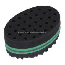 Schwammbürste Dreads verwenden für schwarze Männer