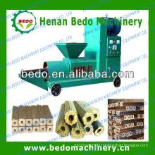 Brikett, das Maschine für Verkauf u. Reisstrohbrikett herstellt Maschine herstellt