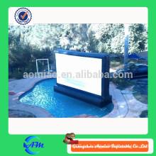 Pantalla de película inflable del aire de interior y al aire libre para la venta