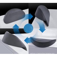 Верхняя санитарная подушка для ванной подушки PU Материал подушка Назад Всасывающая подушка для ванной
