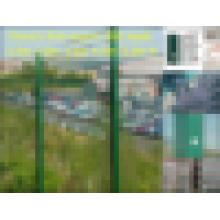 Maschendrahtzaun / Schienenzäune