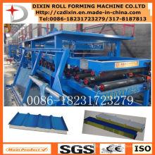 Máquina de produção de painéis Sandwich Dx EPS