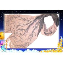 Impresión del árbol de la bufanda de la cachemira impresiones