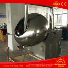 Máquina de revestimento do açúcar da máquina de revestimento