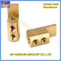 Perno de cobre de la pieza de cobre de la precisión (HS-CS-008)