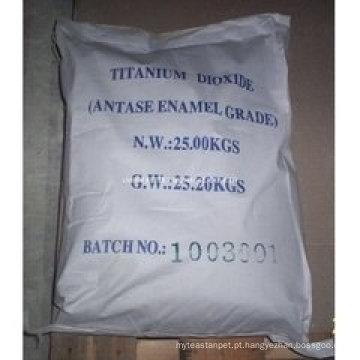 Fornecedor de dióxido de titânio de alta qualidade, TiO2 Rutile / Anatase Htr628 / Hta120