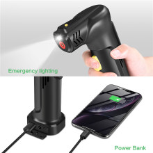 USB Charging and DC Supporting Motor Tire Inflator