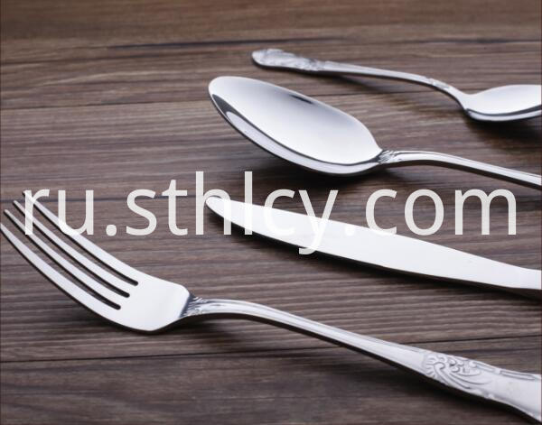 Stainless Steel Flatware For Restaurants