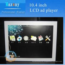 10,4 Zoll Anzeige Player lcd