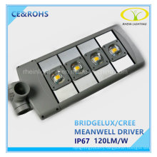 Ce RoHS Approved 200W LED Street Road Light with 8 Years Warranty