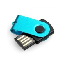 Ultra Slim Mini USB Memory Stick Logo Print