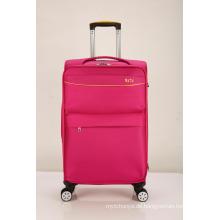Koffer Spinner Softshell leicht