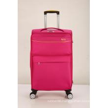 Suitcase Spinner Softshell lightweight