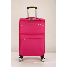 Suitcase Spinner Softshell leve