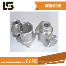Factory OEM aluminum die casting shifting motor brackets & aluminum die casting products