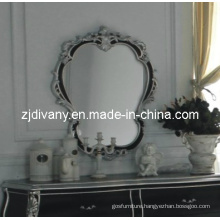 Neo-Classical Style Wooden Decorative Mirror (2606)