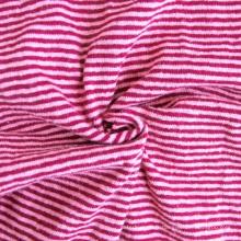 Tissu à tricoter teinté au fil de chanvre (QF13-0348)