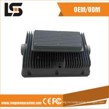 Led lámpara proyector de aluminio / lámpara cuerpo partes fabricantes