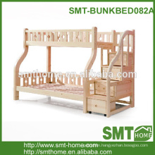 Modern fashion bunk bed hot sale in China with competitive price