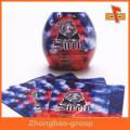 shrink wrap/shrink band/shrink label/shrink wrapper/pvc shrink sleeve label/heat shrink sleeve for bottles
