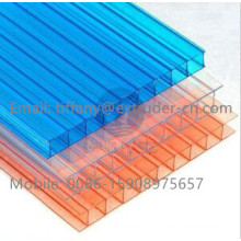 PC PP PE Polycarbonate Plate Extrusion Line 100% Virgin Ten Years Guarteen
