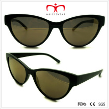 Plastic Cat′s Eye Men′s Sunglasses (WSP508306)
