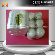 PE Plastic Shrink Wrap Film For bottled beer
