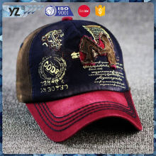 New and hot good quality printing mesh baseball caps made in china